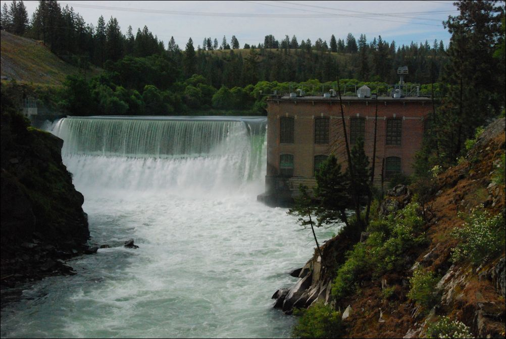 Spokane 2014 Nine Mile Dam 1