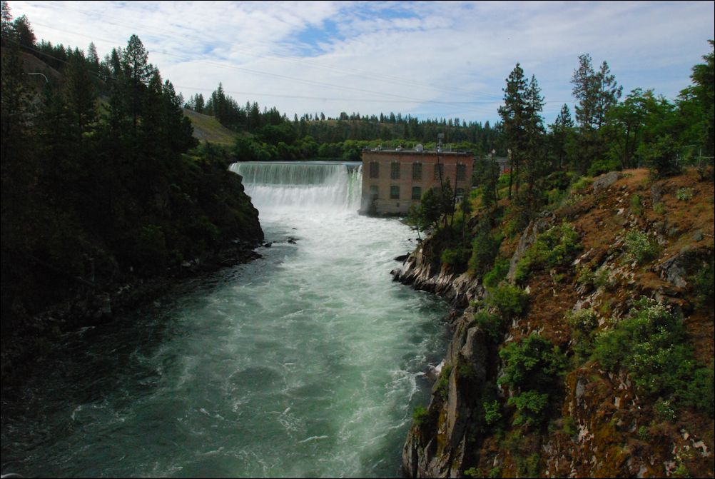 Spokane 2014 Nine Mile Dam 2